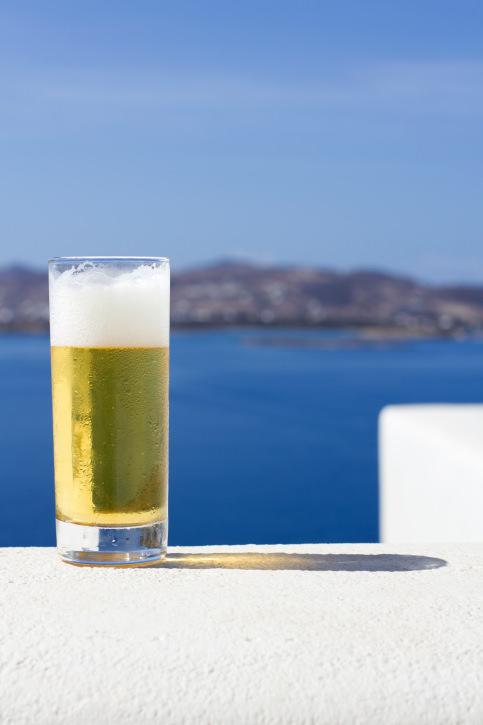 tropical beer