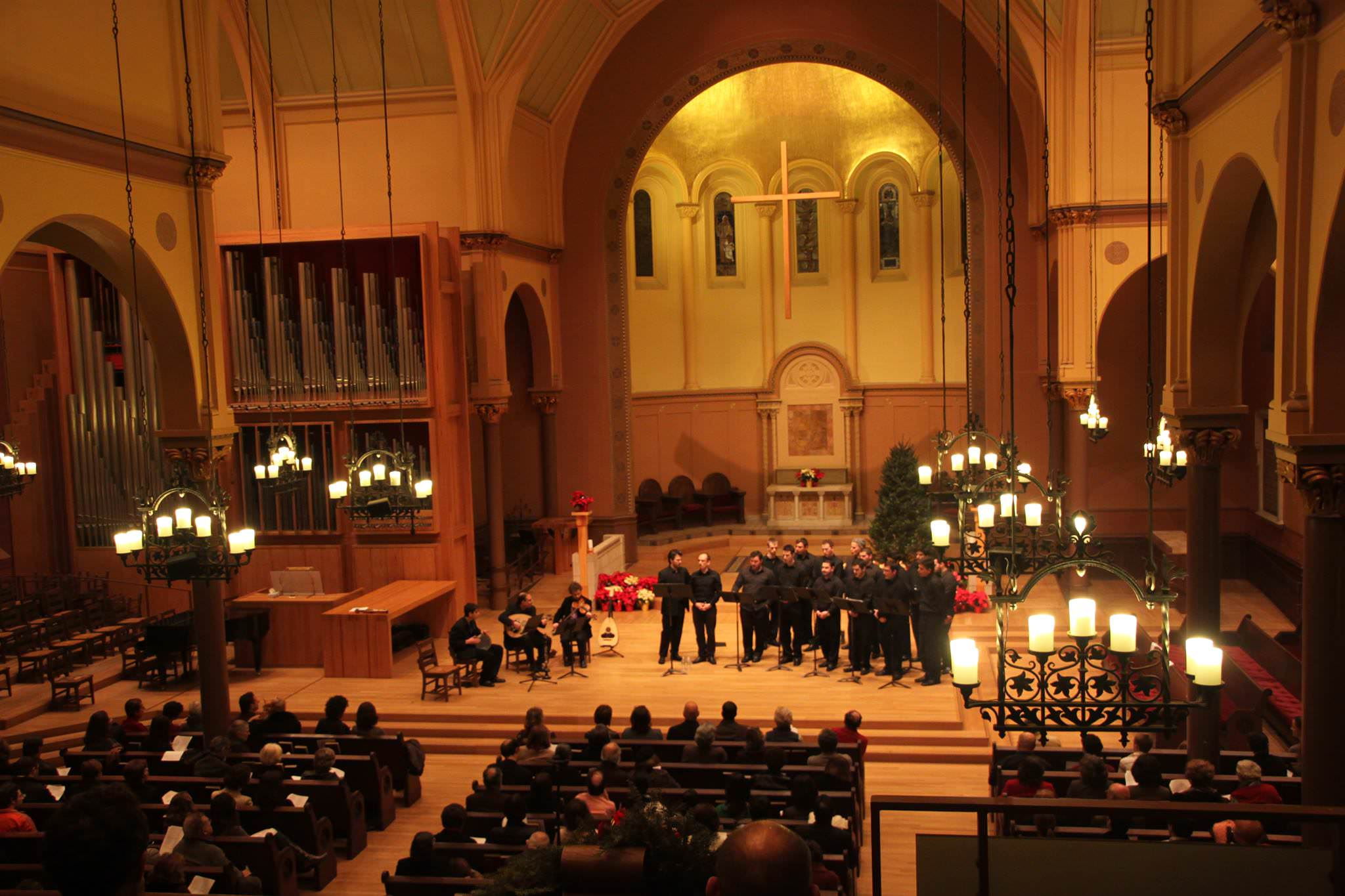 Byzantine Christmas Concert in Cambridge: MA @ First Church In Cambridge | Cambridge | Massachusetts | United States