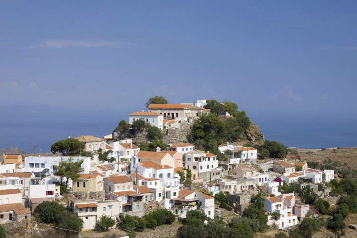 Ioulis, Kea Island, Greece
