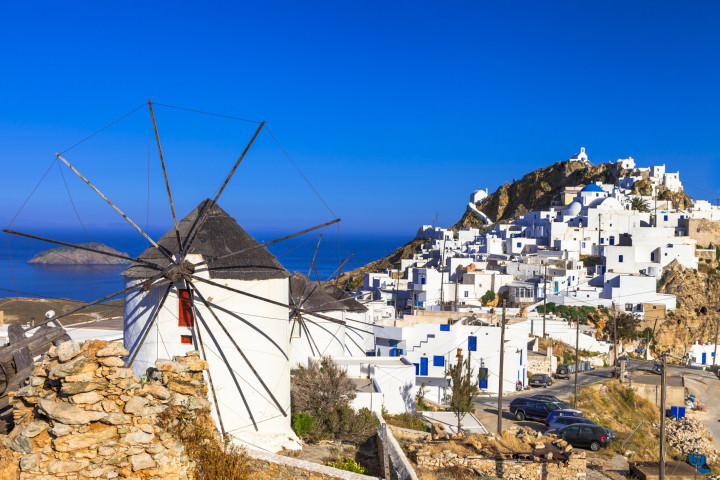 Serifos island.Cyclades,Greece