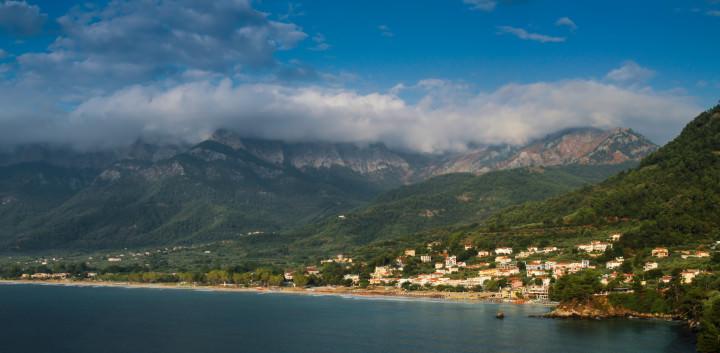 Chrisi Ammoudia, Golden Beach, Skala Panagia, Thassos, Greece
