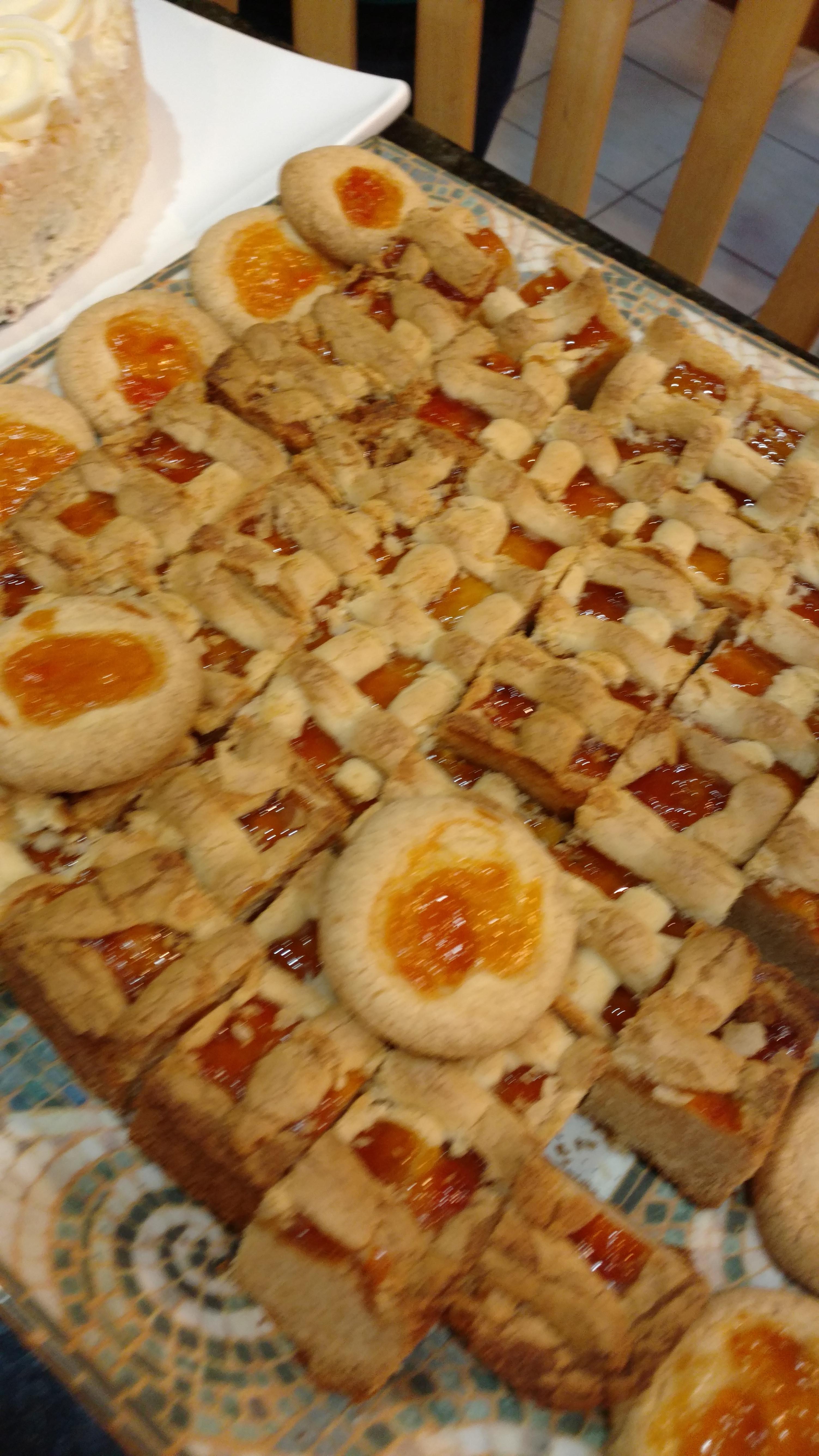 Pasta Flora Jam Tart