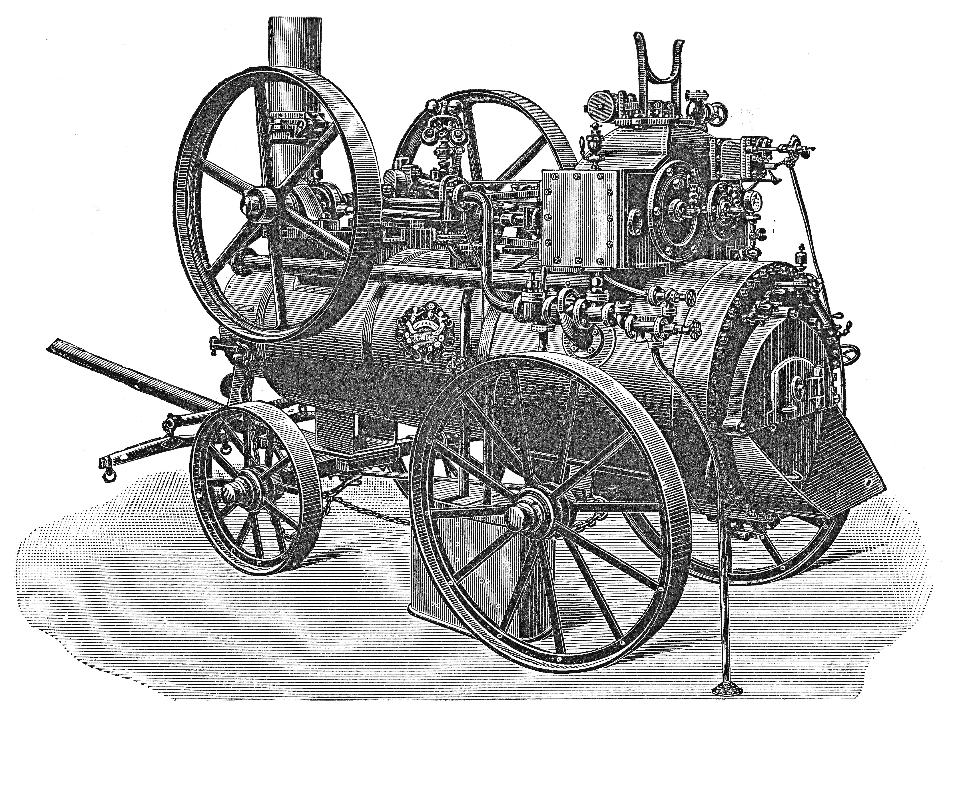 Hero of Alexandria Invented the Steam Engine