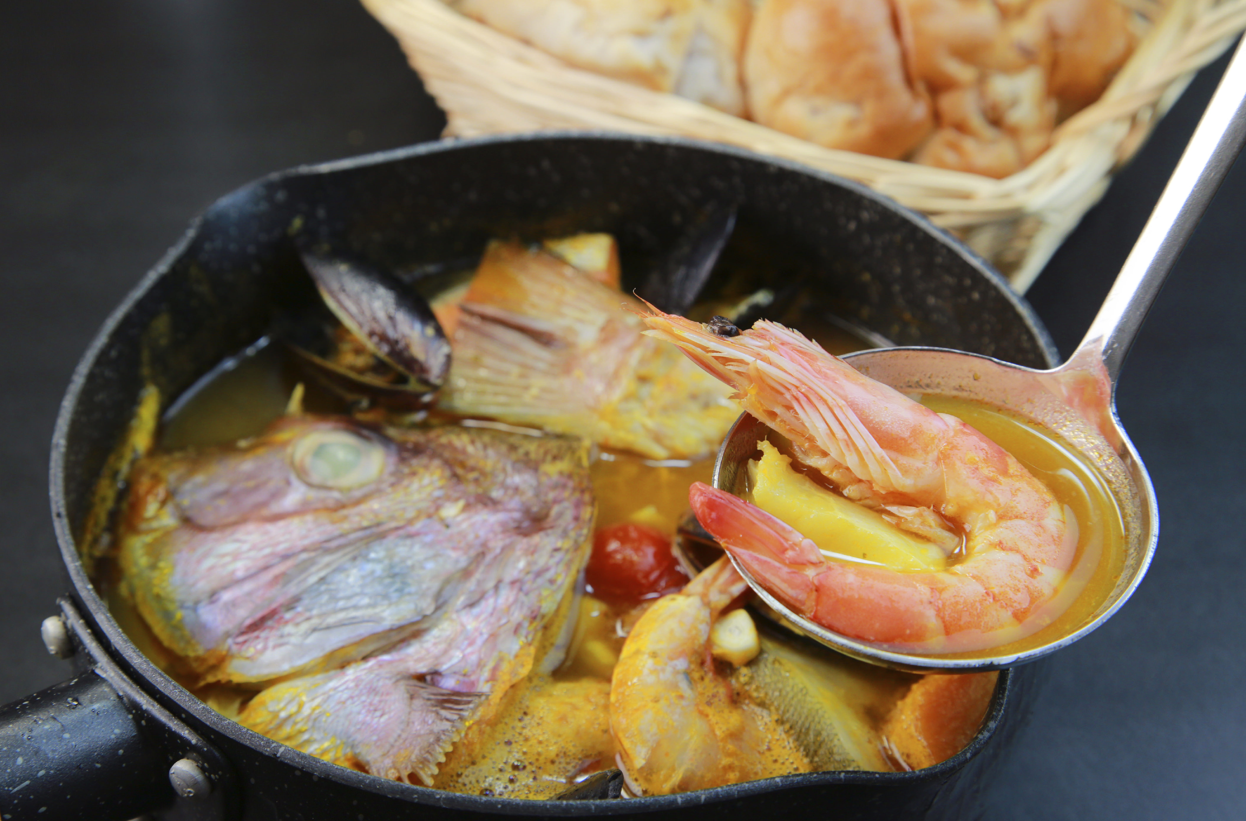 Kakavia greek style fish stew recipe for Greek fish recipes