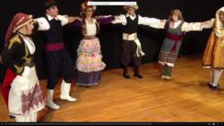 kochari greek dance lesson video
