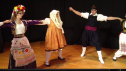 hasapikos greek dance lesson video