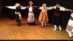 hasaposervikos greek dance lesson video