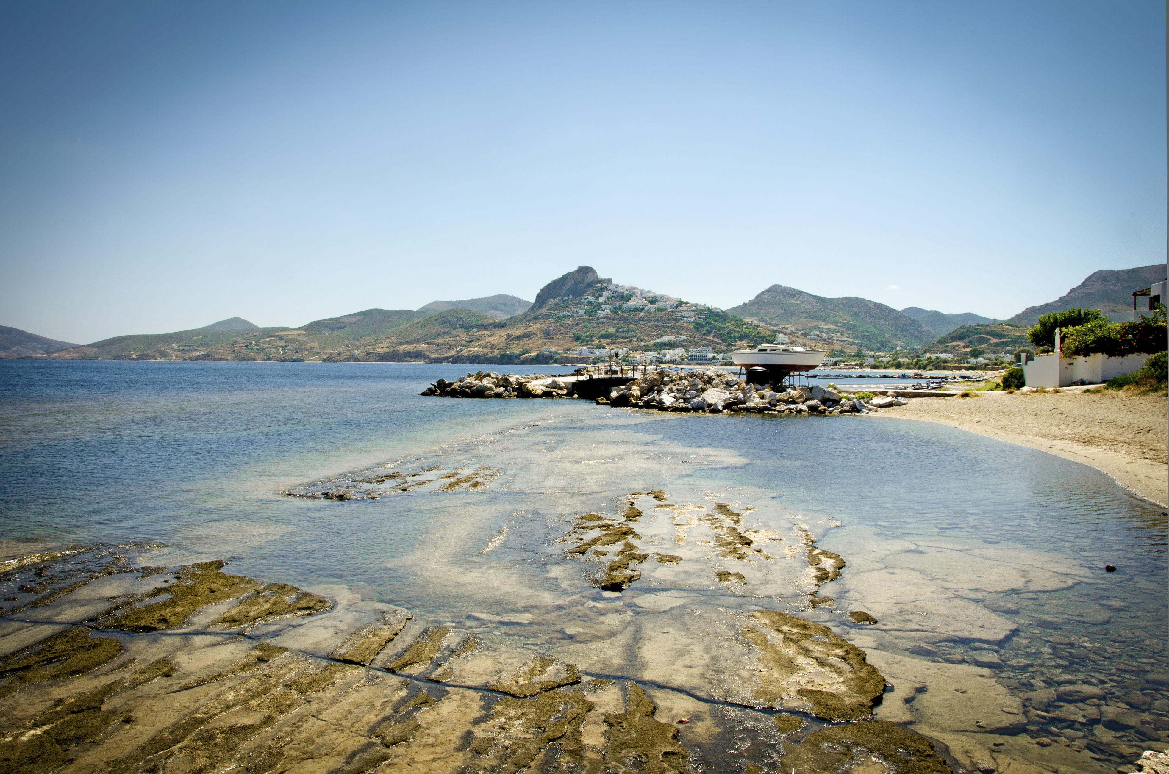 Things To Do When Visiting The Greek Island Skyros