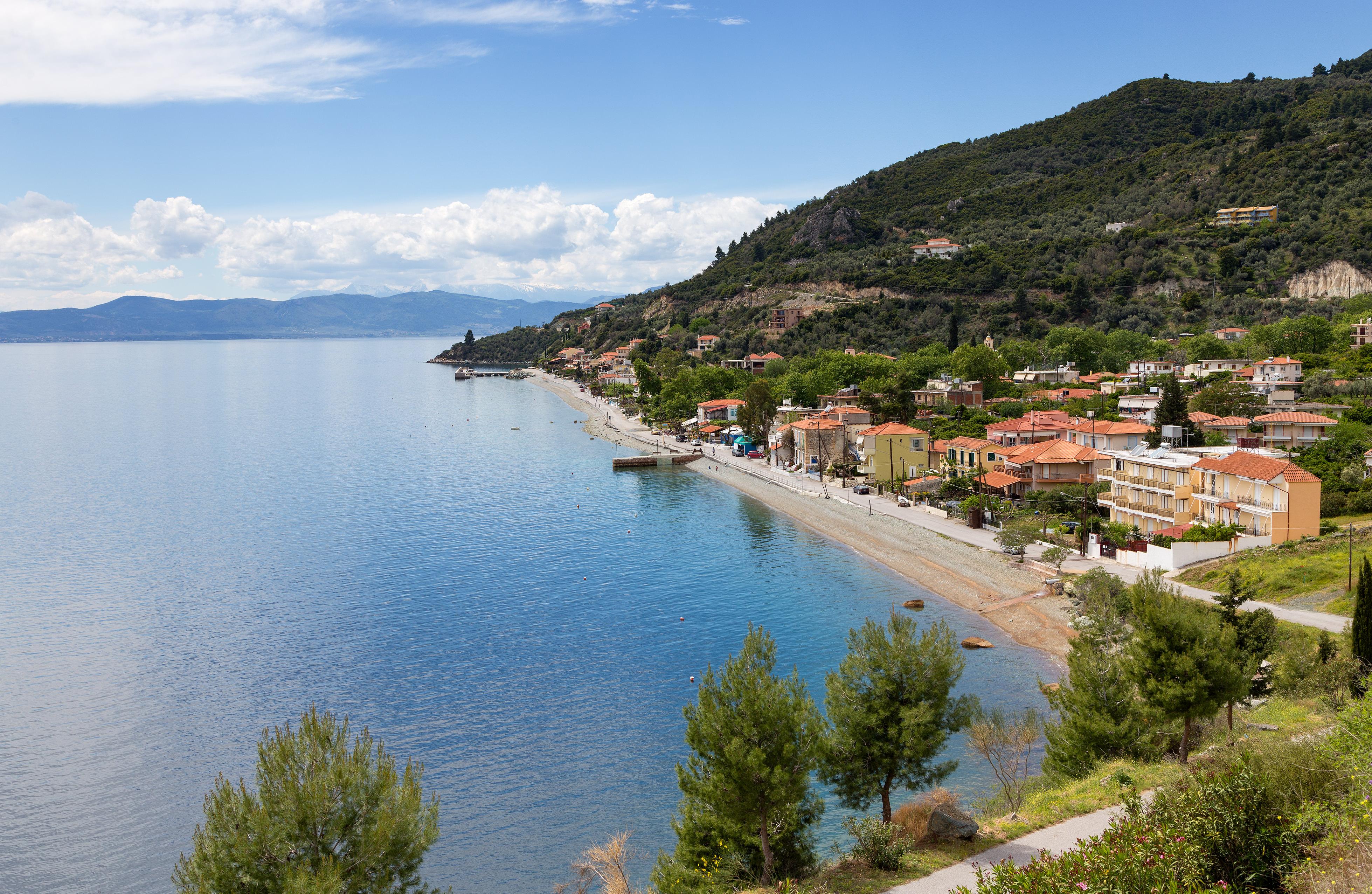 Ilia is a picturesque village in North Euboea, Greece.