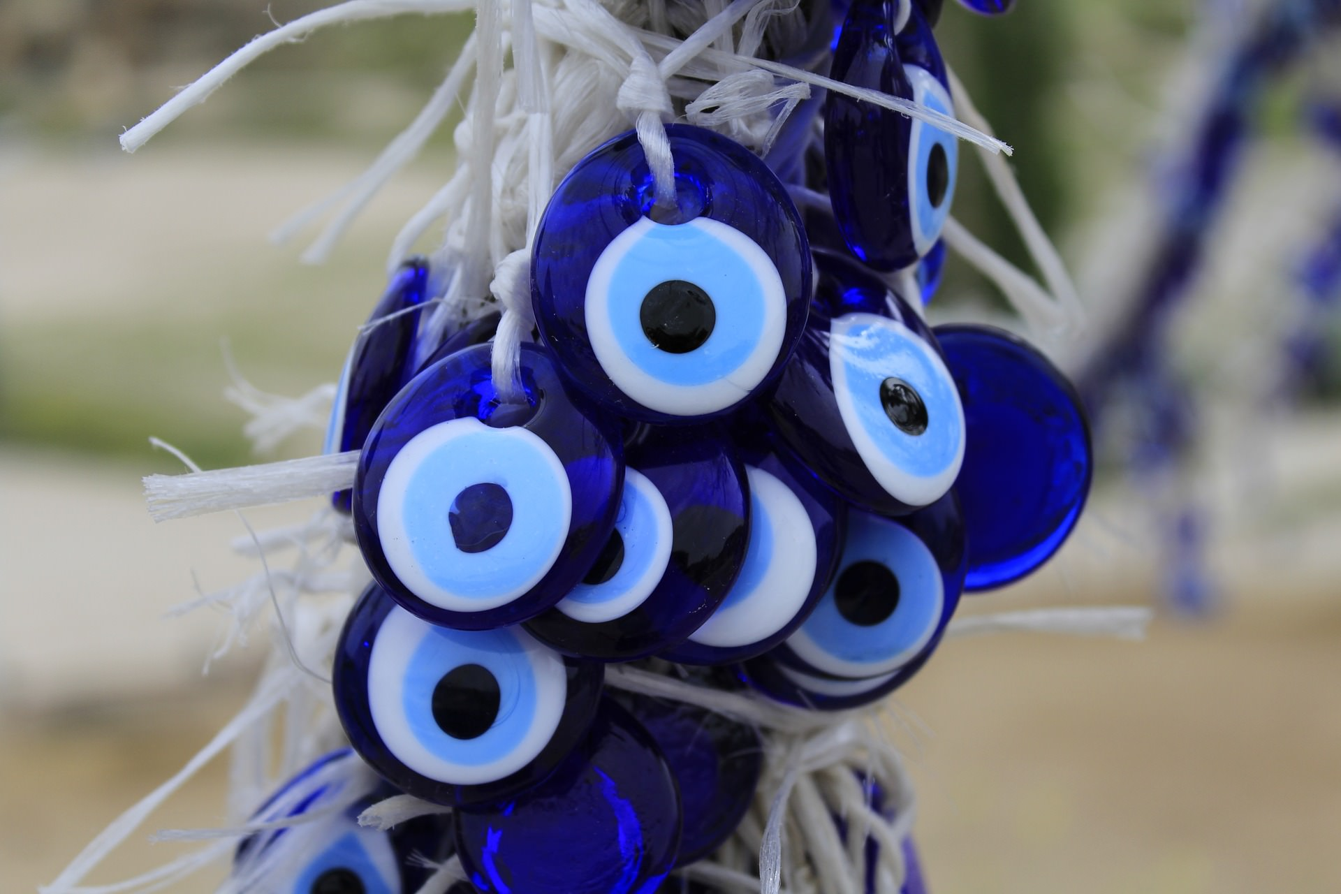 What you need to know about the greek evil eye mati - Evil eye pics ...