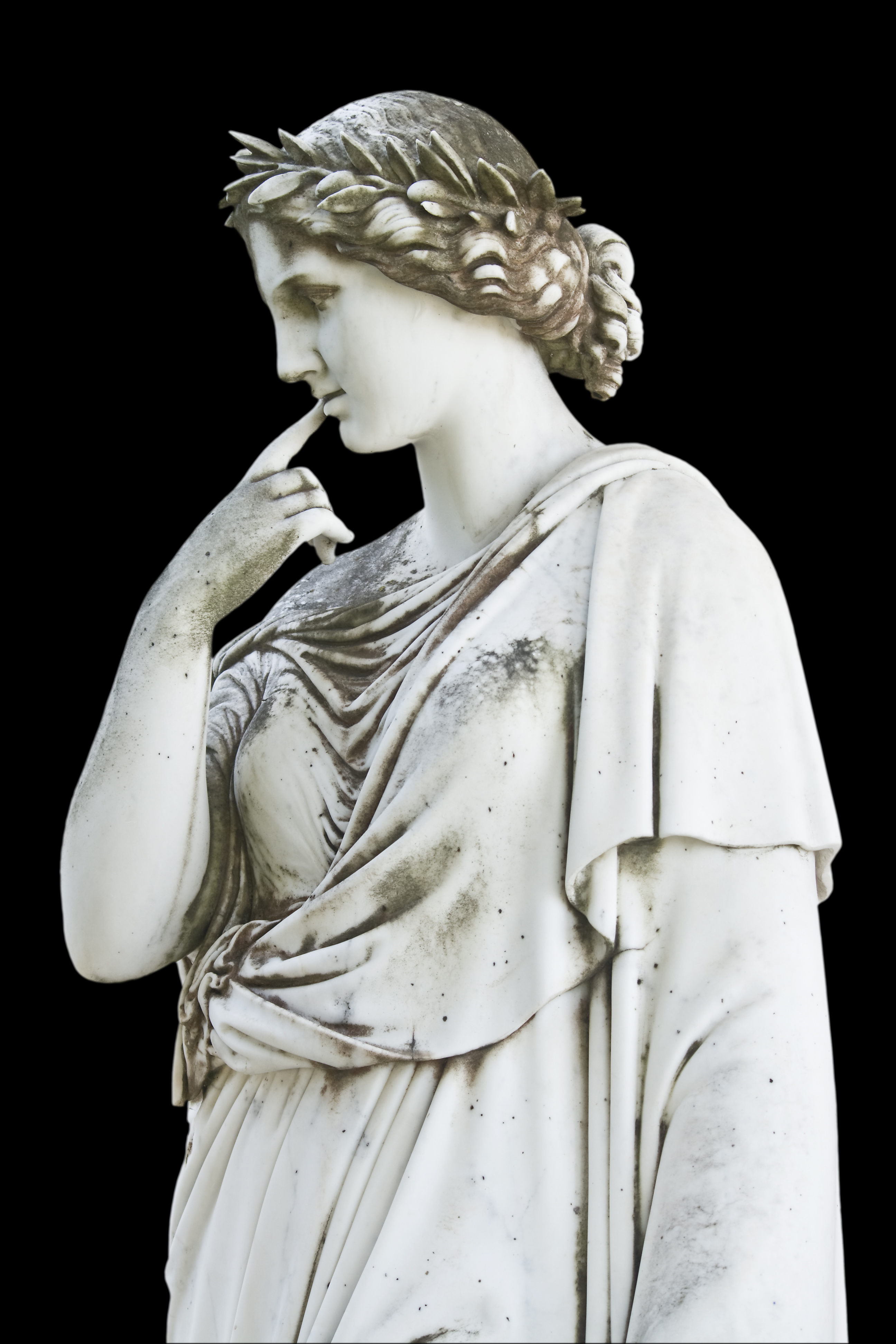 All About Calliope Muse Of Epic Poetry