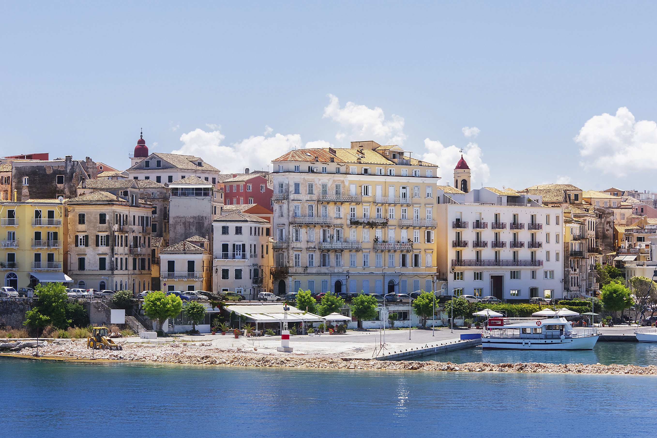 Things to See and Do in Corfu Town (Kerkyra)