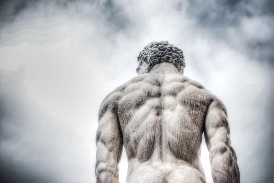 Greek Mythological Story of Hebe and Hercules
