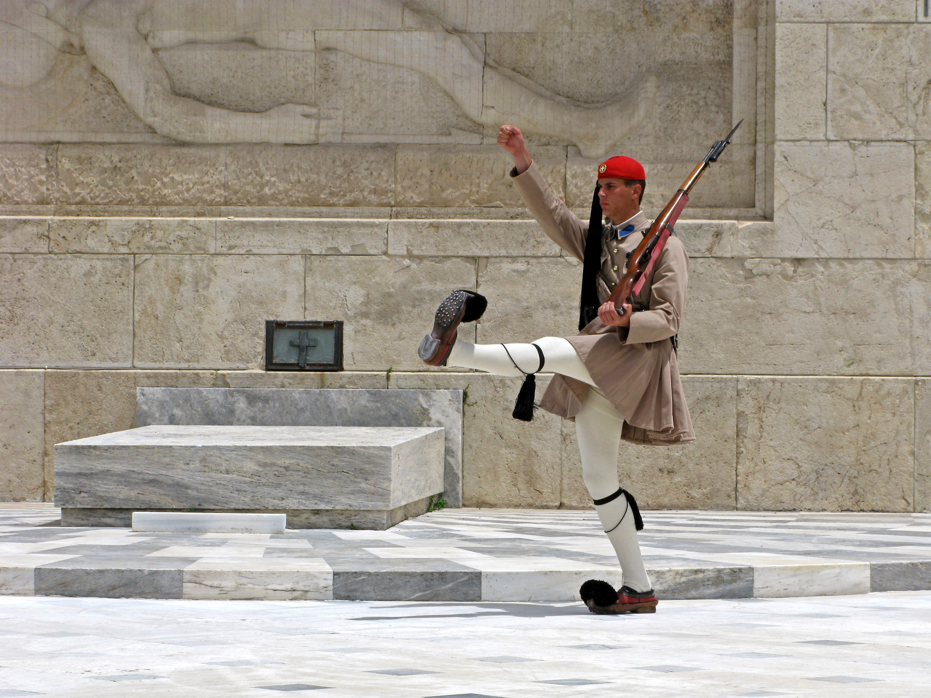 tomb of the unknown soldier - photo #35