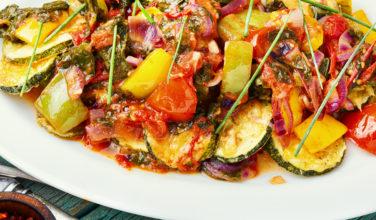 Greek Orthodox Fasting Lenten Meal Recipes