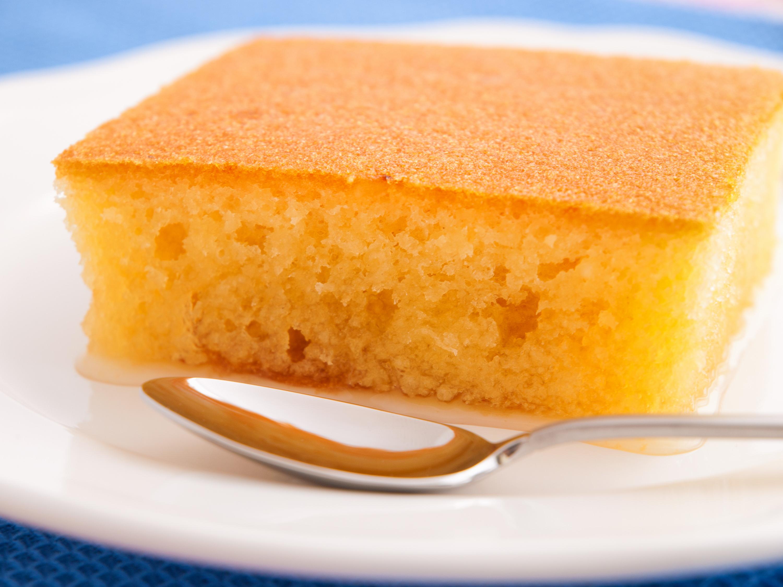 Ingredients For A Lemon Sponge Cake