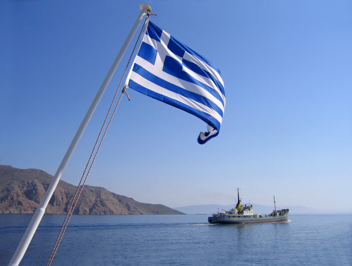Do You Know About The Greek Flag