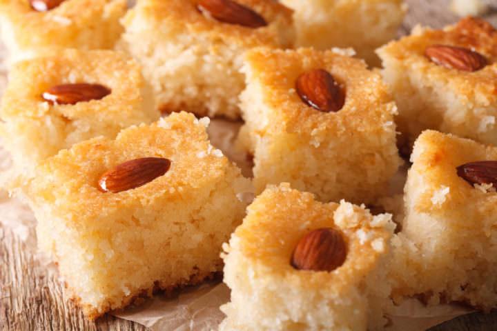Greek Honey Cake Recipe