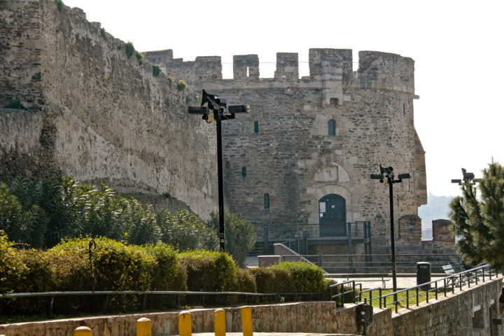 What to Do in Thessaloniki's Old Town