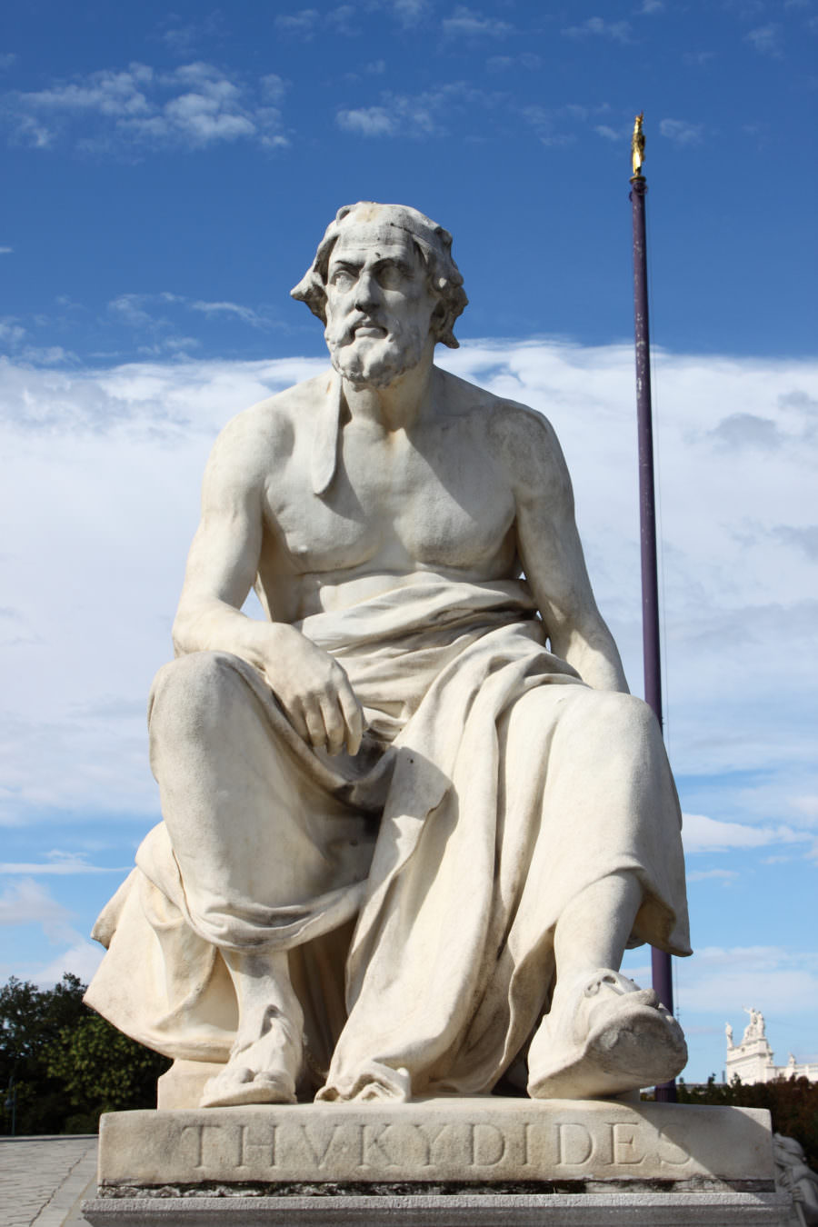 do you know about thucydides