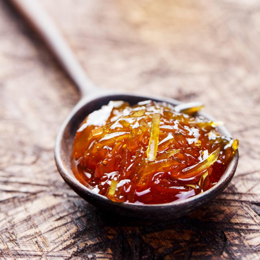 Recipe For Greek Style Grapefruit Spoon Sweet