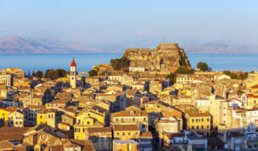 Corfu Greece - Travel and Tourist Information