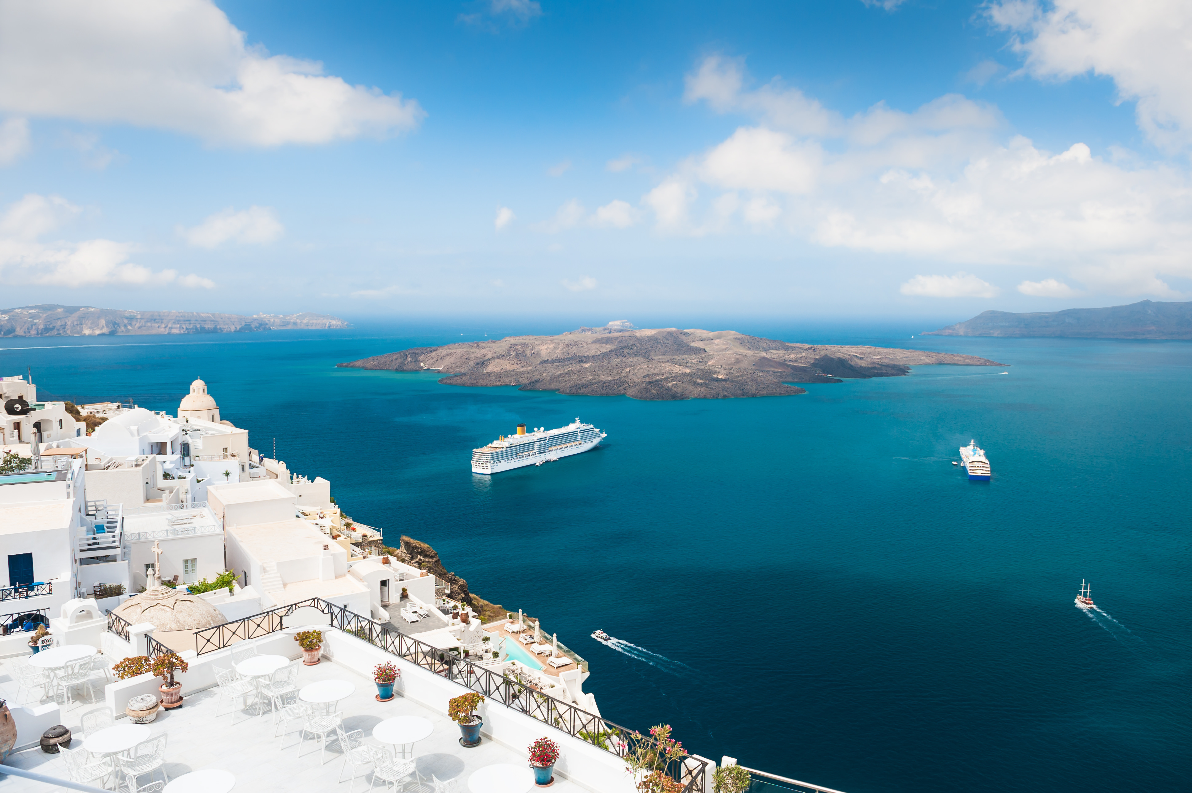 What To Know About Santorini S White Beach