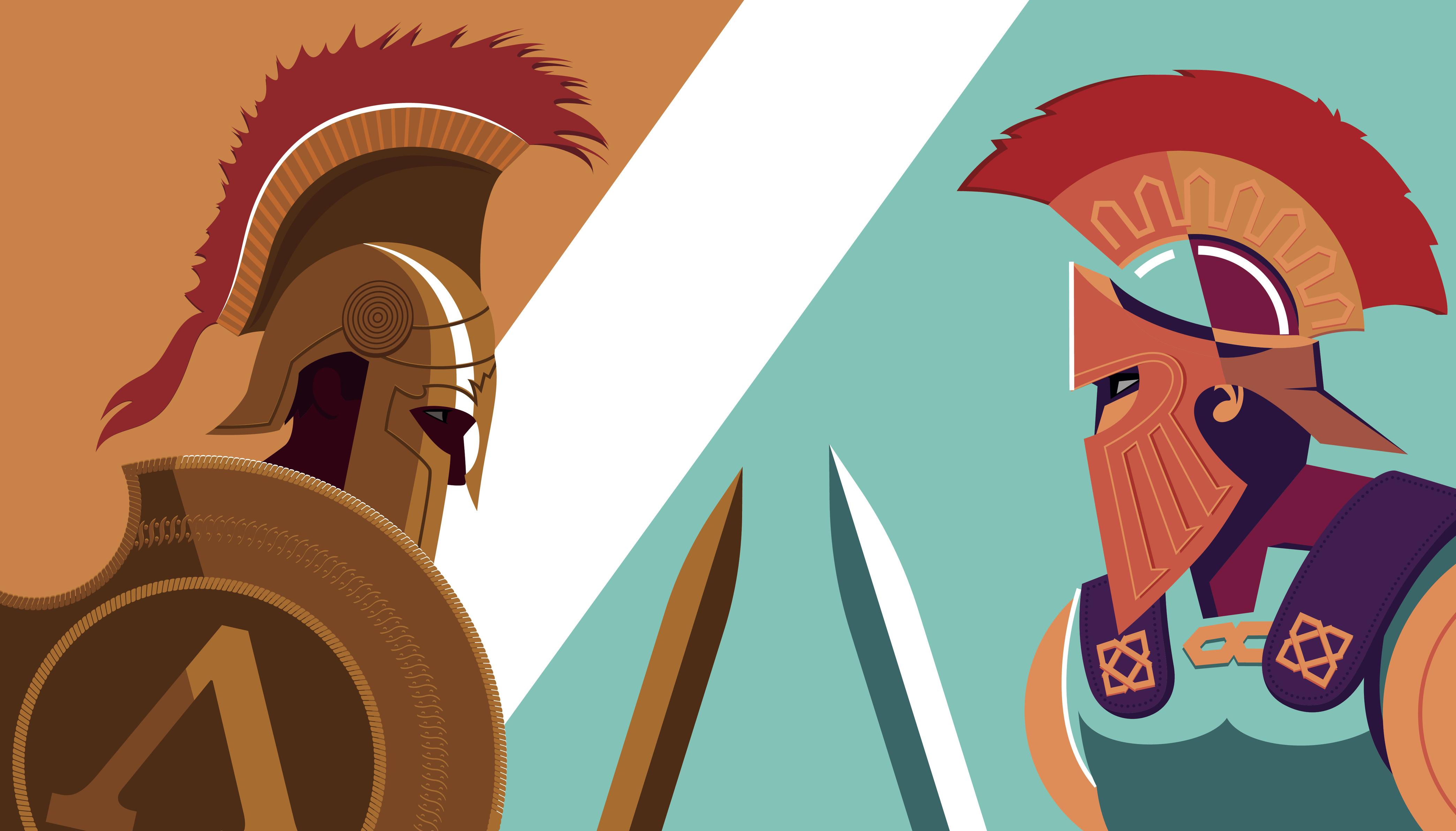 Ancient Greek Historical Battle of Pydna Rome Vs. Macedon Explained