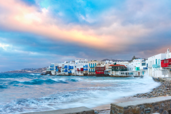 Spend Time at the Thule Tomb Archaeological Site in Mykonos