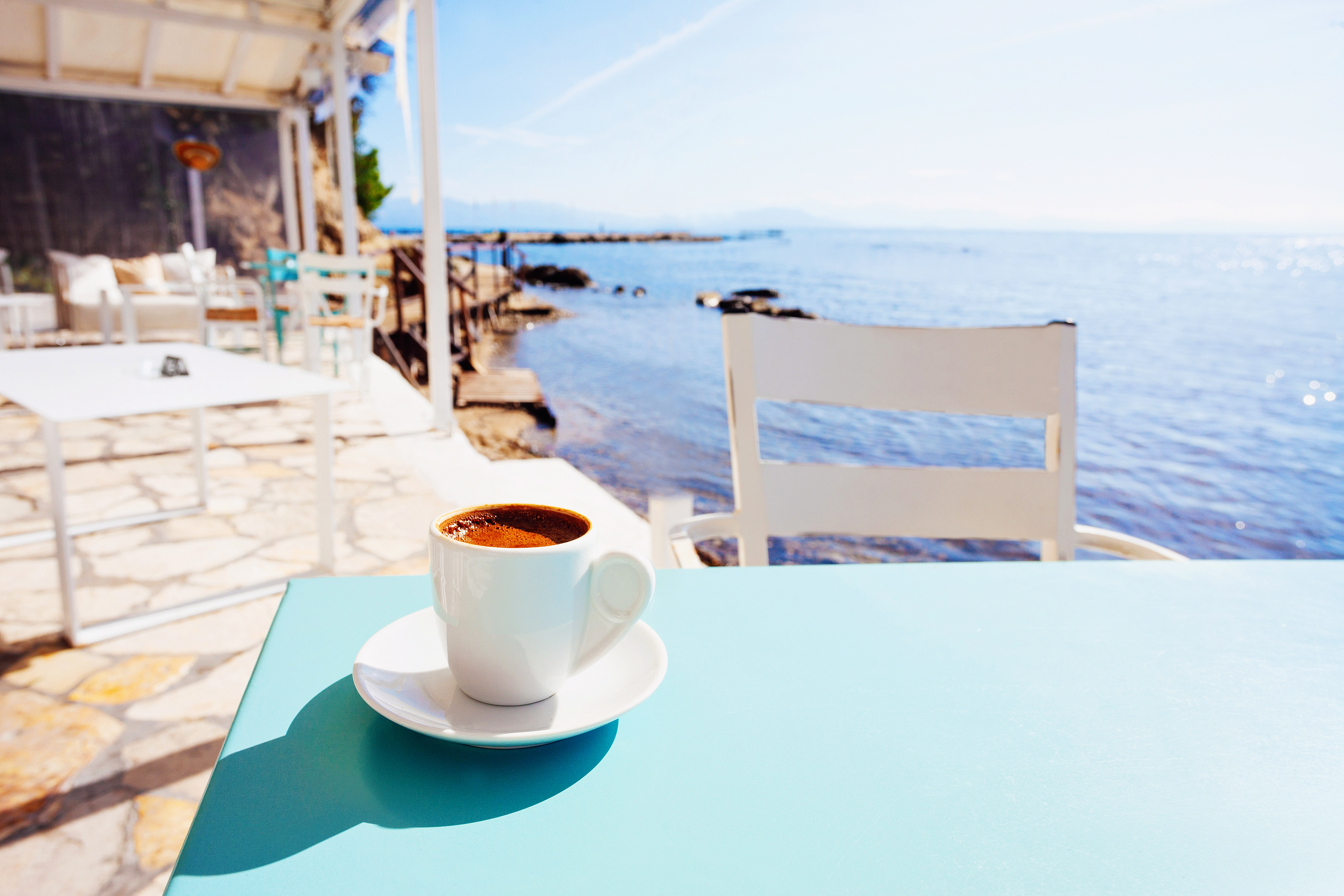 How to Order Coffee in the Greek Language