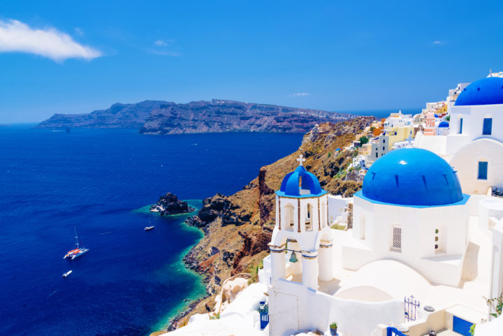 Things to Do in Oia, Santorini with Families