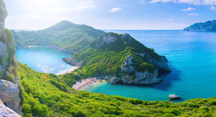 Best Beaches on Corfu for Families