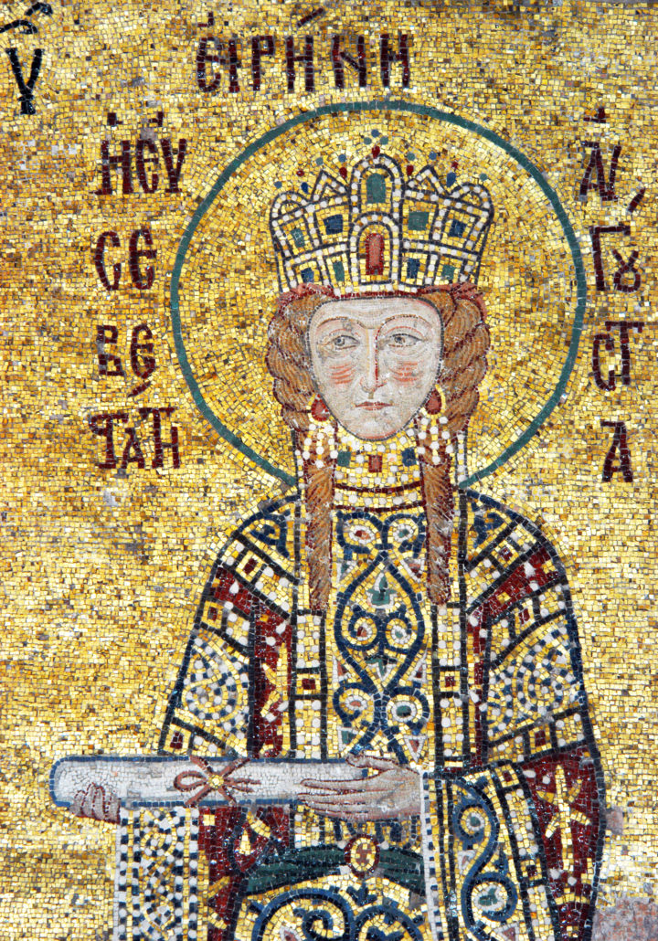 What to Know About Empress Irene of the Byzantine Empire
