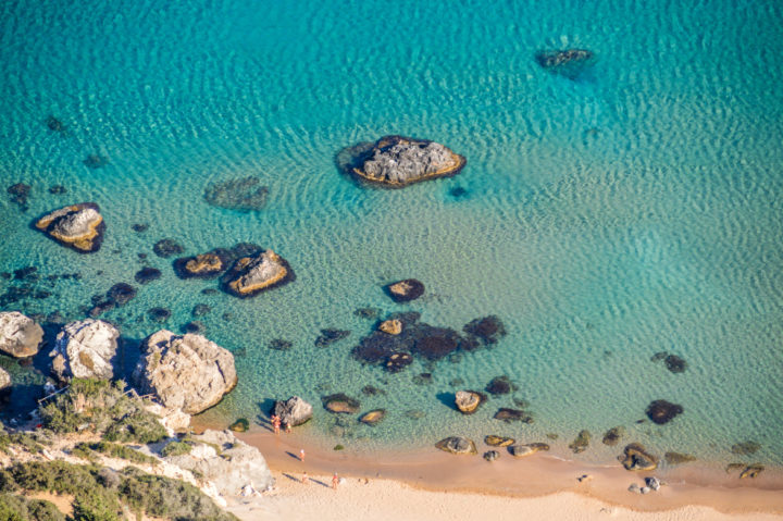 Get to Know Kapari Beach on Mykonos Island