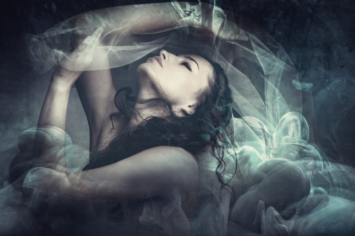 About the Greek Goddess Lyssa