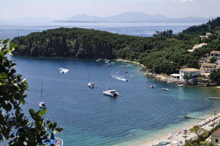 All About Kalami Beach on Corfu