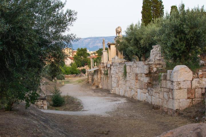 Visit the Kerameikos Archeological Museum Near Athens