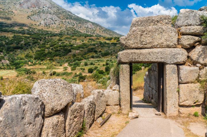 Bronze Age Ends – Greek Dark Ages Begins