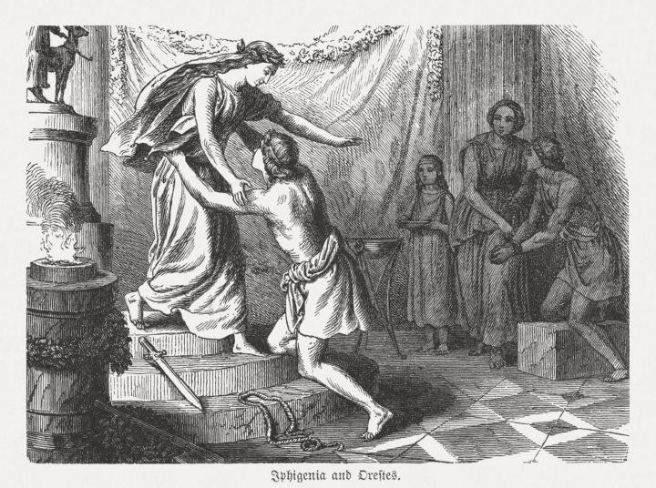 Learn About Orestes of Greek Mythology