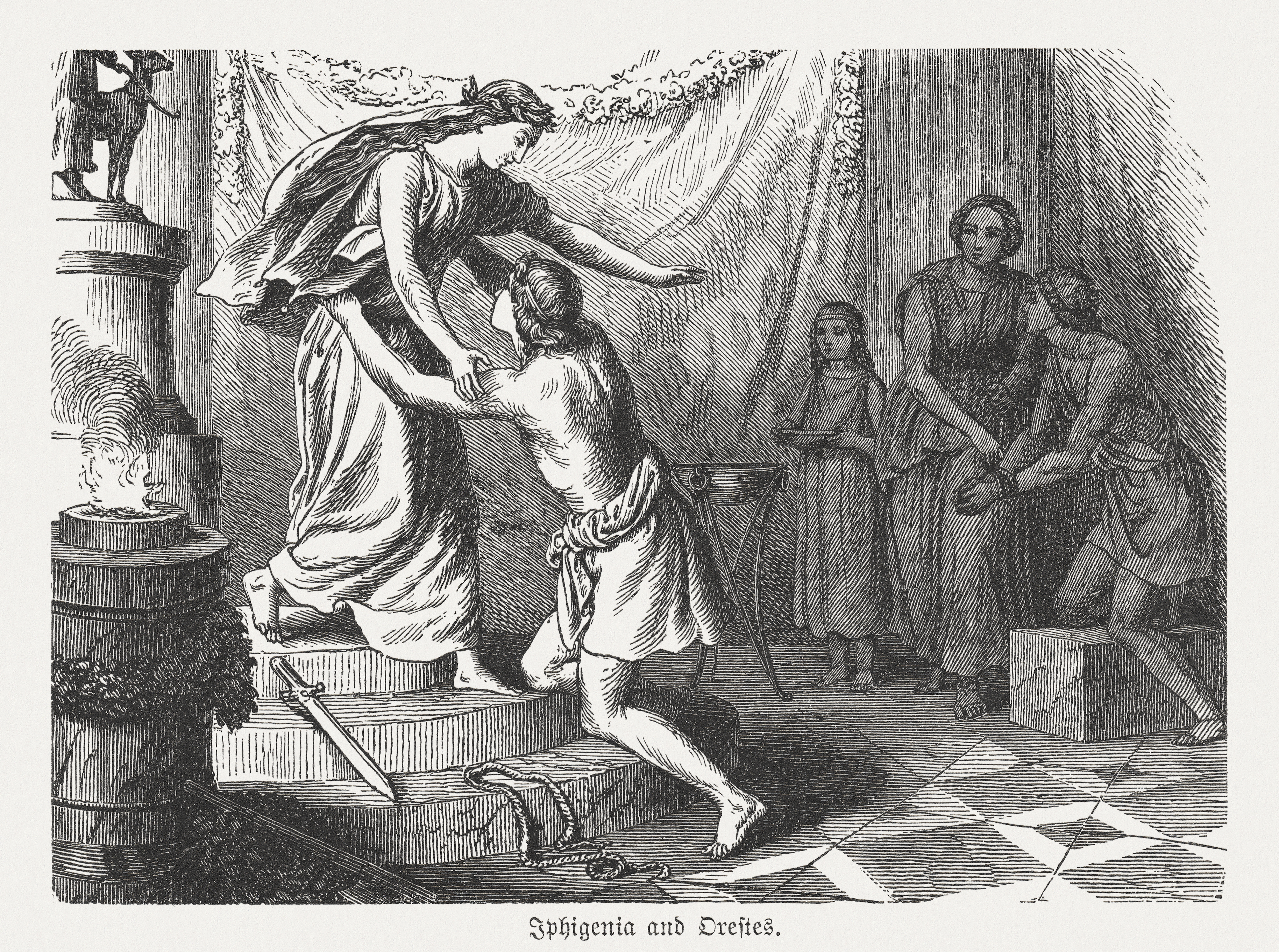 Orestes and Other Plays