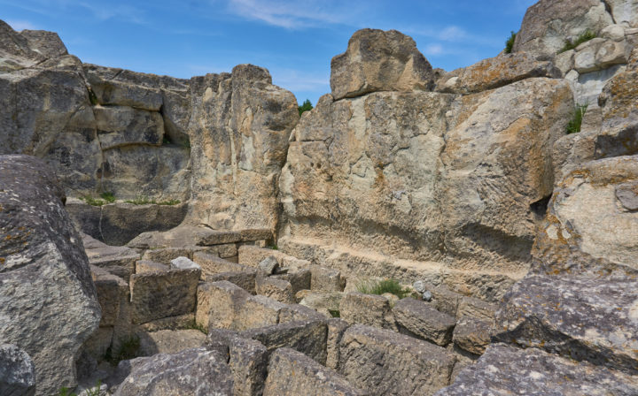 All About the Anastasian Wall of Ancient Greece