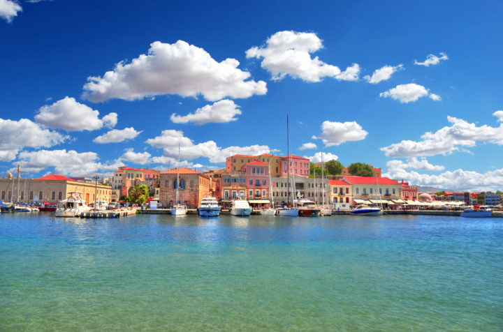 Things to Do With Families in Chania, Crete
