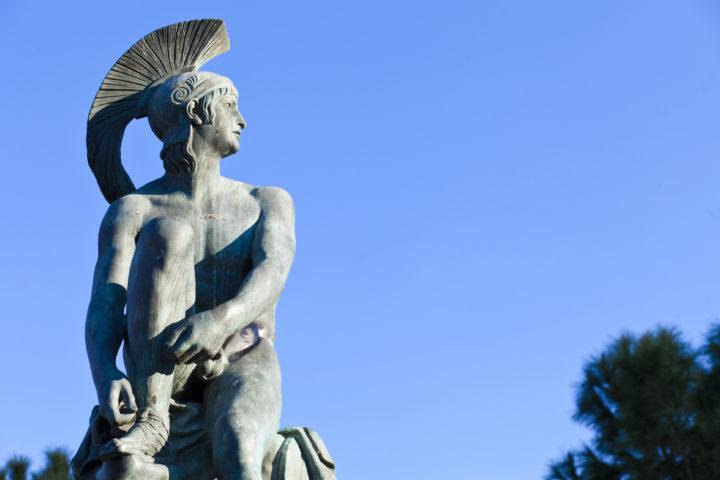 Theseus of Greek Mythology