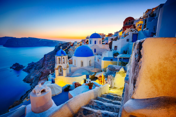 Top Places to Shop on Santorini Island