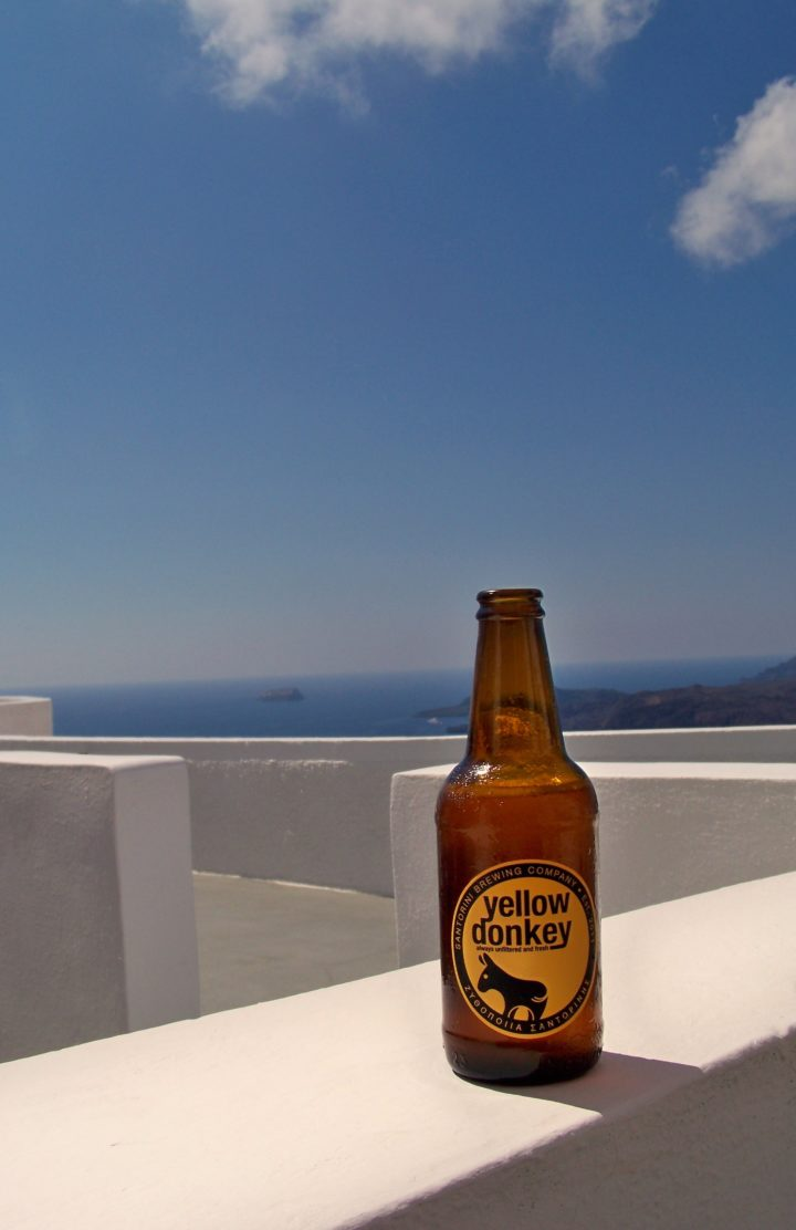 Be Sure to Visit the Santorini Brewing Company