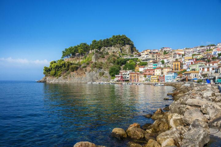Go Hiking in Syvota, Greece