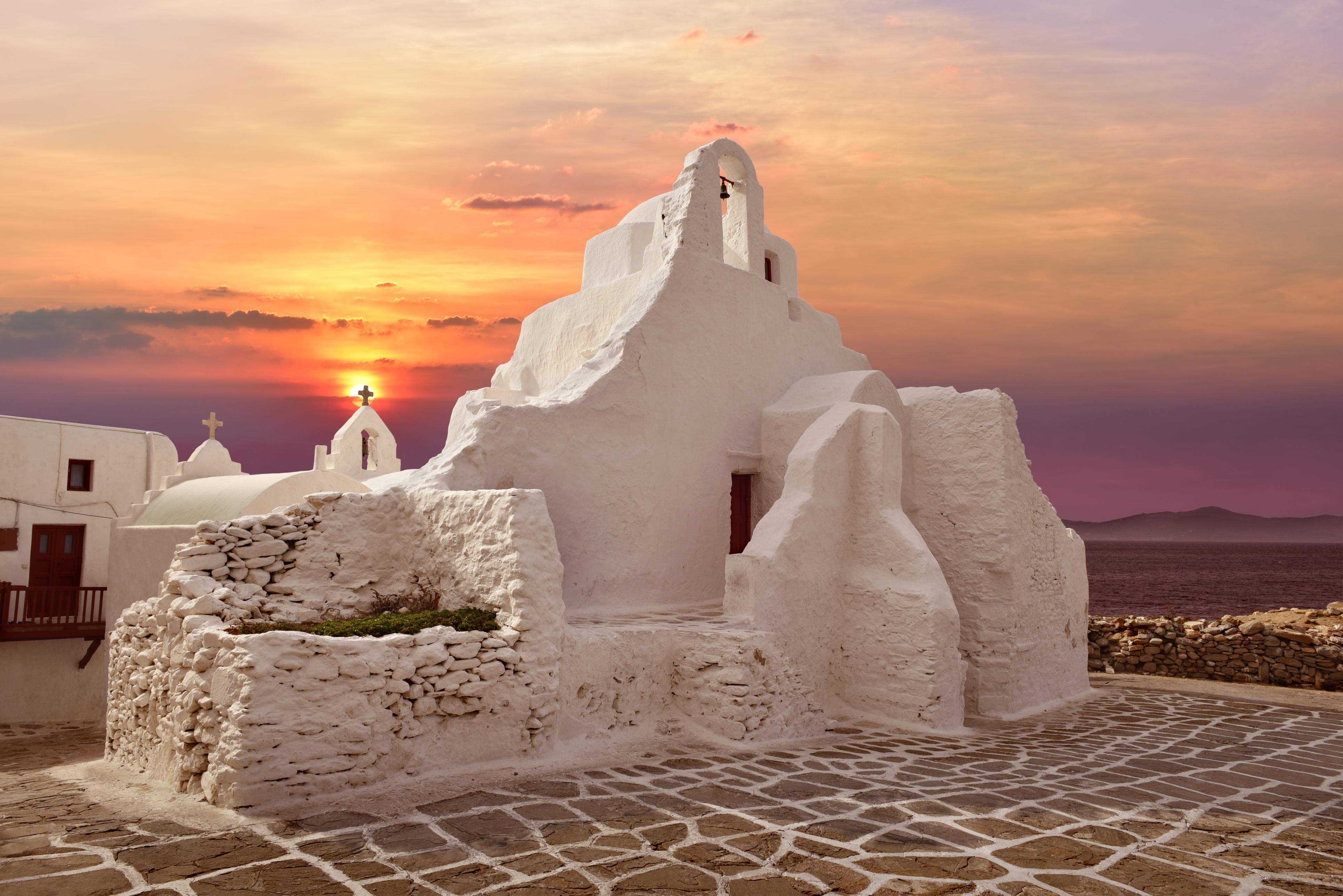 Churches to Visit on Mykonos