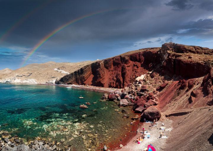 Ways to Experience the Beautiful Scenery on Santorini