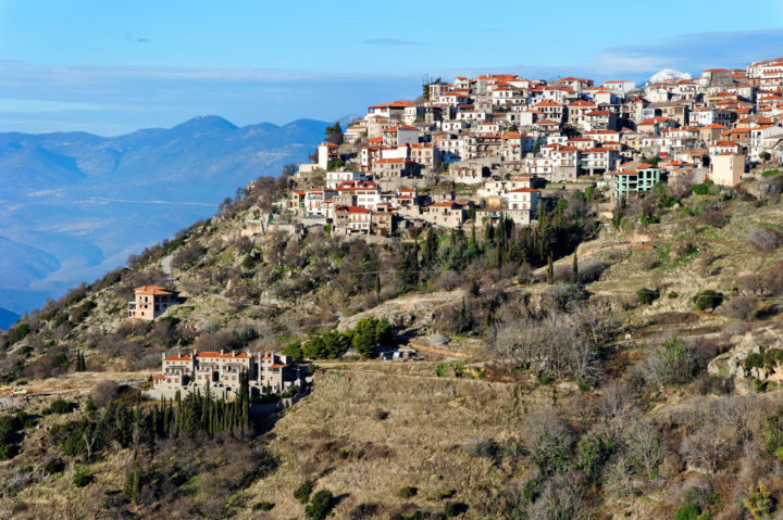 Things to Do in Arachova, Greece