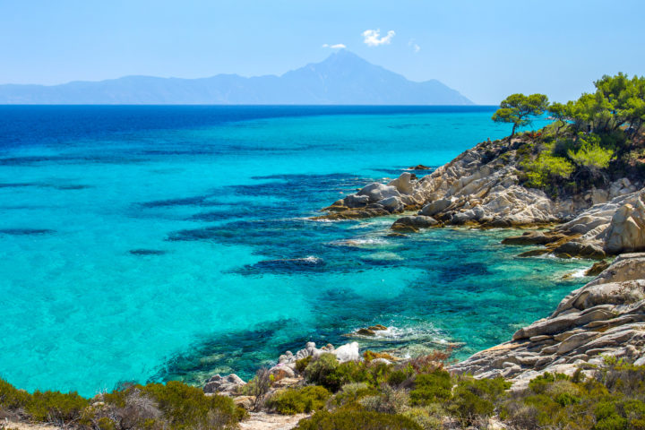 Attractions to See in Kassandra, Greece